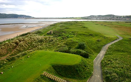 Conwy GC     Welsh Championship     April 2013 COMPLETED