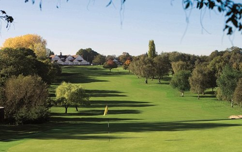 Sundridge Park GC     London & Home Counties Championship     July 2013