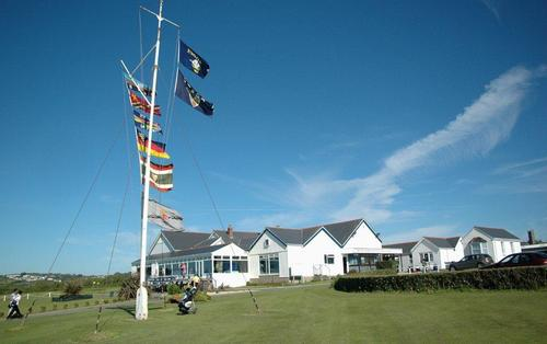 Royal North Devon GC     South West Championship     August 2013