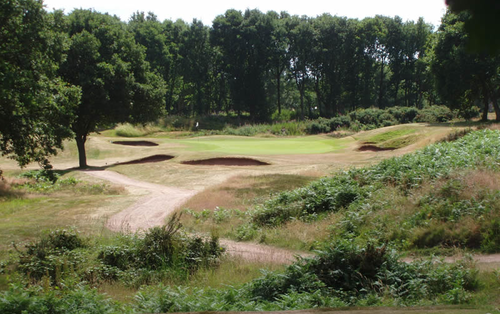 Whittington Heath GC   West Midlands Championship  September 2013