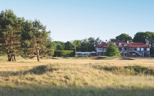 Fairhaven GC   North West Championship   Sep/Oct 2014