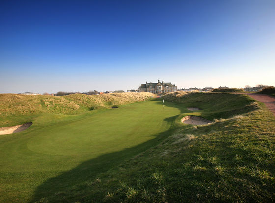 St Annes Old Links GC Lancashire 24-25 August