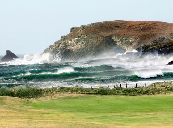 Trevose GC Cornwall 2-3 November