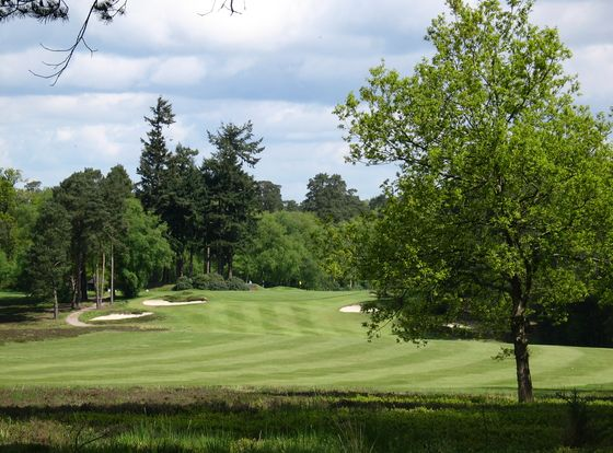 Liphook GC Hampshire 14-15 June