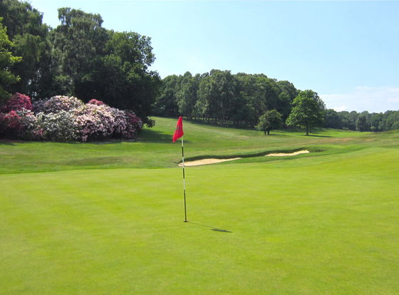 Ashridge GC Hertfordshire 12-13 September