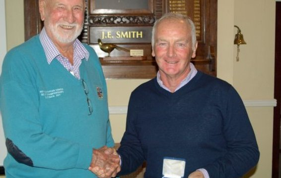 Robert Fox (Royal Lytham) Gold Medal North West 2014