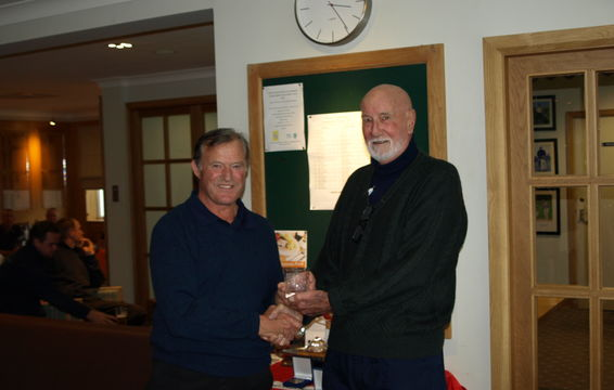 Mike Wigley - Bude & North Cornwall GC