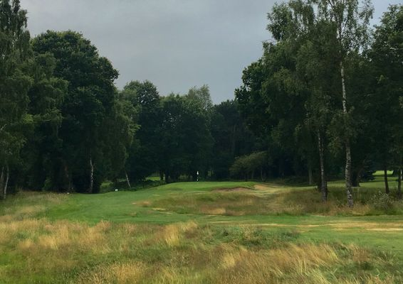 Ormskirk GC Lancs 1-2 August